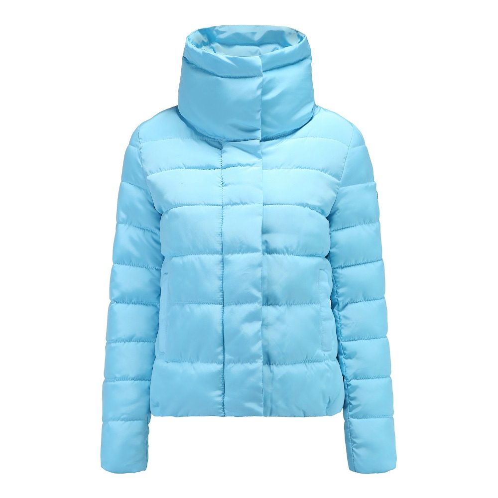 Yvyvlolo New Autumn Winter Jacket Women Coat Fashion  Female Down Jacket Women Parkas Casual Jackets Inverno Parka Wadded #6