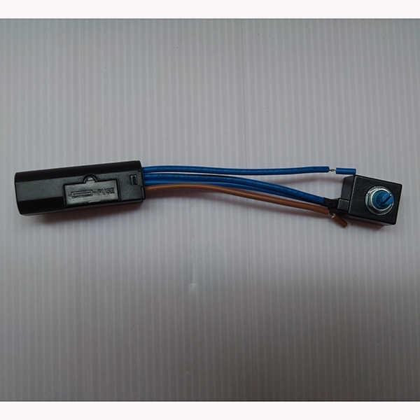 Высокое качество LD-611 вход 220-240 В ac евро встроенный 25 ~ 150 Вт Варистор диммер для ламп накаливания части освещения CE RoHS SAA