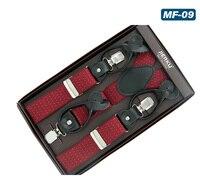 Men S Genuine Leather Suspenders Convertible Button Braces Clip Suspenders Grooms Wear Mens Accessories