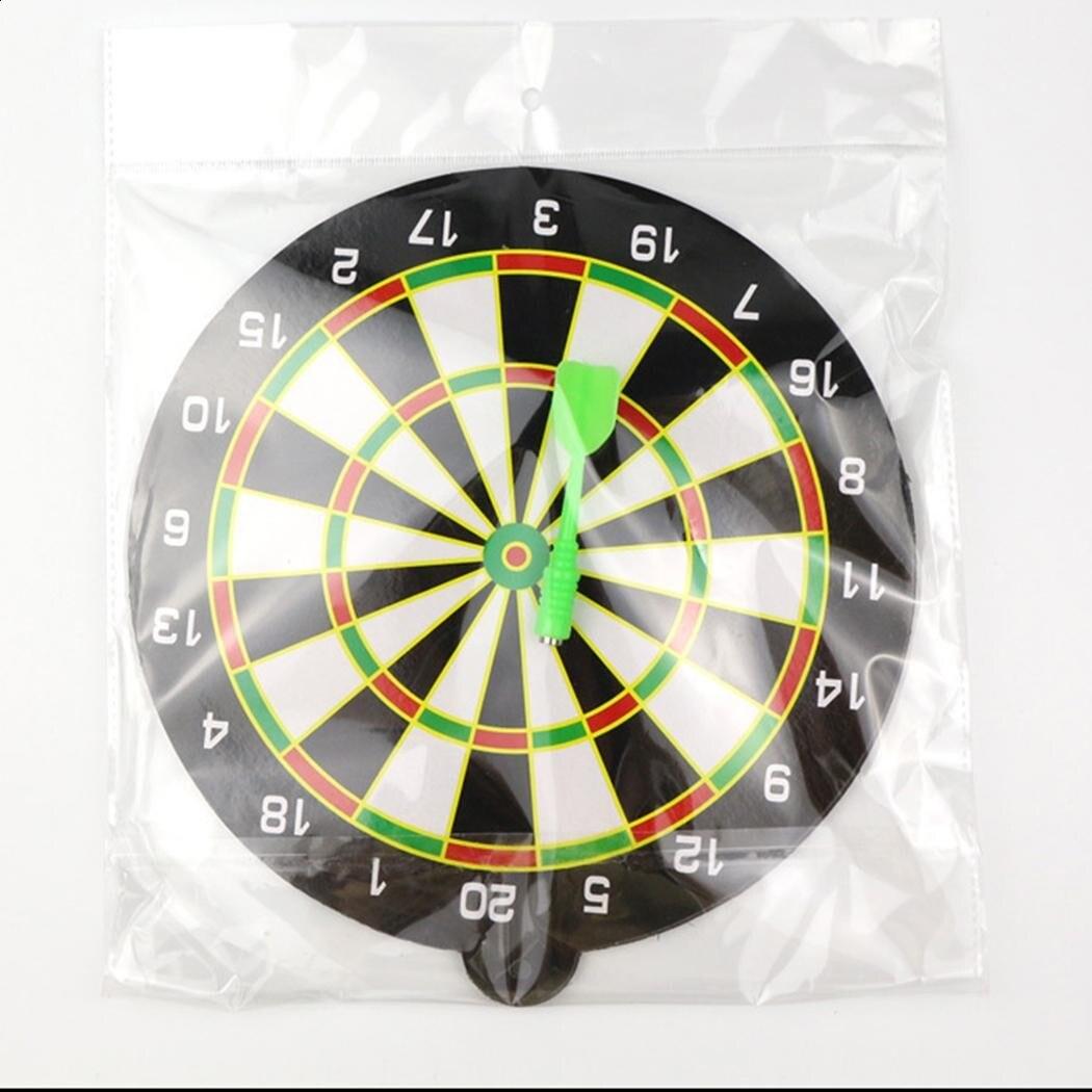 Toys Reactive Shooting Circular Targets Ring Paper Target Face 20cm
