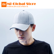 newest original xiaomi Baseball Cap Unisex simple design Sweat absorption Reflective Snapback Hip Hop for man woman