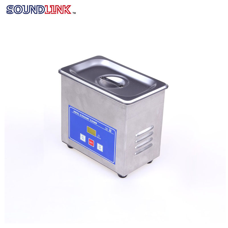 PS-06A 600ml 220V Ultrasonic Cleaner Heater Digital Timer Adjustable Stainless Tank Bath For Electronic Surgical Parts Cleaning digital 3 2l ultrasonic cleaner parts electronic dental instrument tanks glasses circuit board injectors 3l washer heater timer