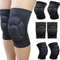 2pcs/pair Thickening Football Volleyball Extreme Sports Knee-pads Brace Support Protect Ginocchiere