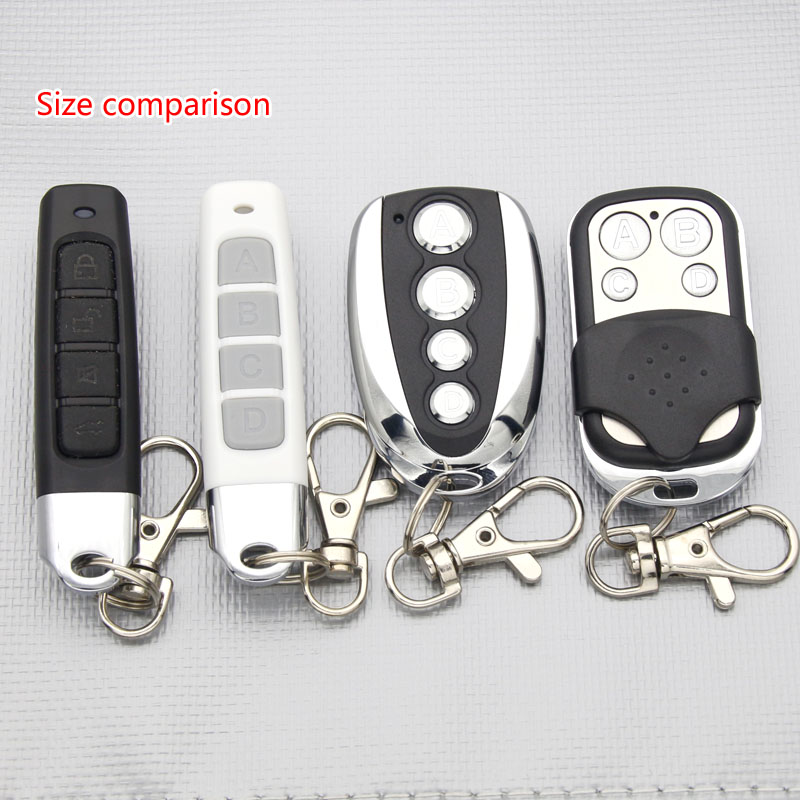 433.92 Mhz Duplicator TOP432NA Copy Garage <font><b>Gate</b></font> <font><b>Remote</b></font> Control For Fixed Code 433mhz Transmitter Keychain <font><b>Opener</b></font> Command image