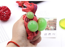 Dinosaur Shaped Squishy Toys