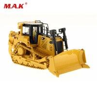 1/50 D8T тяжелого машиностроения автомобиля грузовых автомобилей строительство литья под давлением экскаватор Тип бульдозер 85299 модель игруш