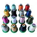 Тройная высокопрочная Полиэстеровая швейная нить 250D/шелсветильник швейная нить/ковбойская текстильная нить для кожаного дивана 1000 метра