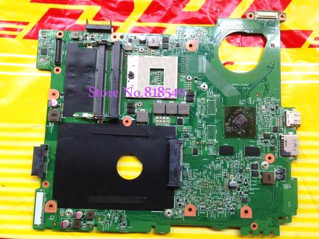 Nova, Para o sistema dell n5110 Motherboard 6 placa-mãe do portátil com 4 memória de vídeo CN-06XGFH XGFH bens Qulity