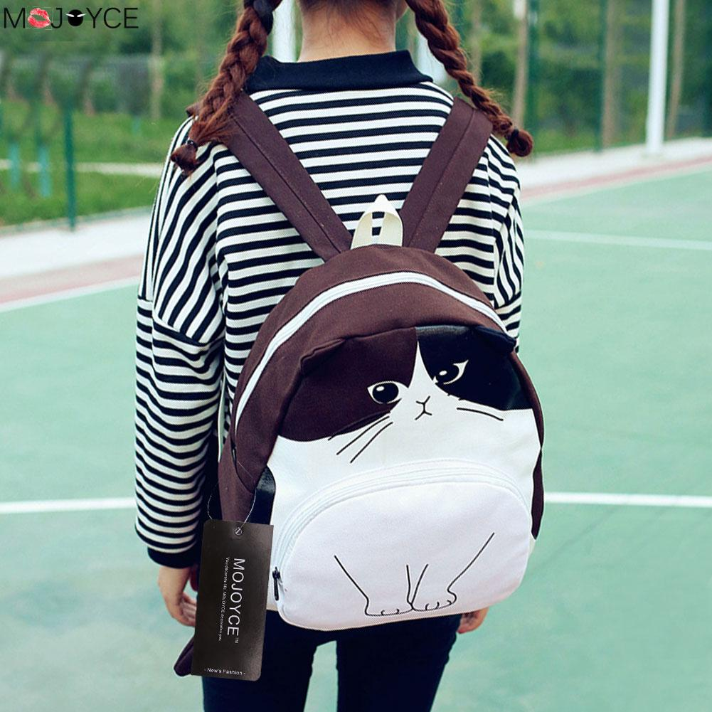 impressão mochila para adolescentes senhoras Tipo de Estampa : Animal