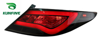 Pair Of Car Tail Light Assembly For HYUNDAI ACCENT VERNA SOLARIS 2 Brake Light With Turning