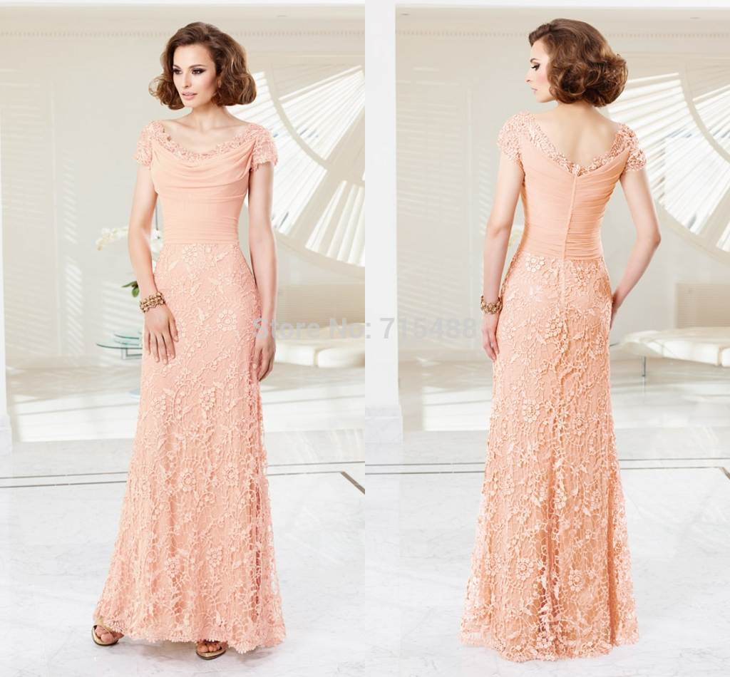 Evening Gowns Short Sleeve Vintage Ebay Floor Length Fat Women ...