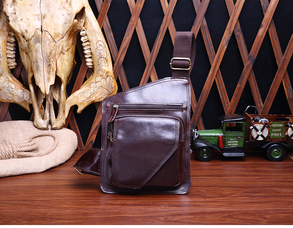 B214---Genuine Leather Men Chest Bag _01 (23)