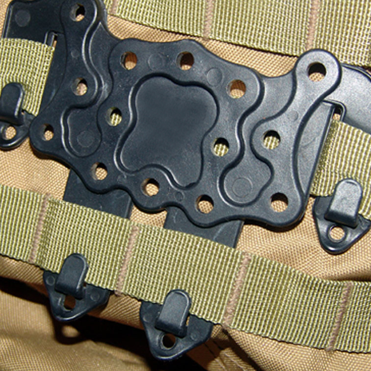 Tactical-Pistol-Gun-Paddle-Holster-Pouch-military-CQB-airsoft-SIG-HK-USP-Compact-Beretta-GLOCK-Bracket