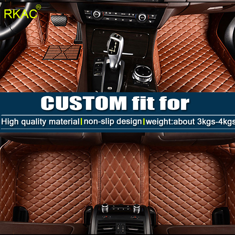 RKAC Custom car floor mats for Mercedes Benz S500 A180 A200 A260 B180 B200 C200 C300 E200 E260 E320 E400 G350d G500 carpet autoRKAC Custom car floor mats for Mercedes Benz S500 A180 A200 A260 B180 B200 C200 C300 E200 E260 E320 E400 G350d G500 carpet auto