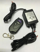 Drl kontrolować Ogólne Fit Bezprzewodowego pilota zdalnego sterowania 12 V światła do Jazdy Dziennej led Flash Strobe kontroler Moduł Dla Samochodu