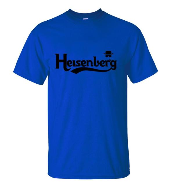 Breaking Bad Heisenberg Men T-Shirt