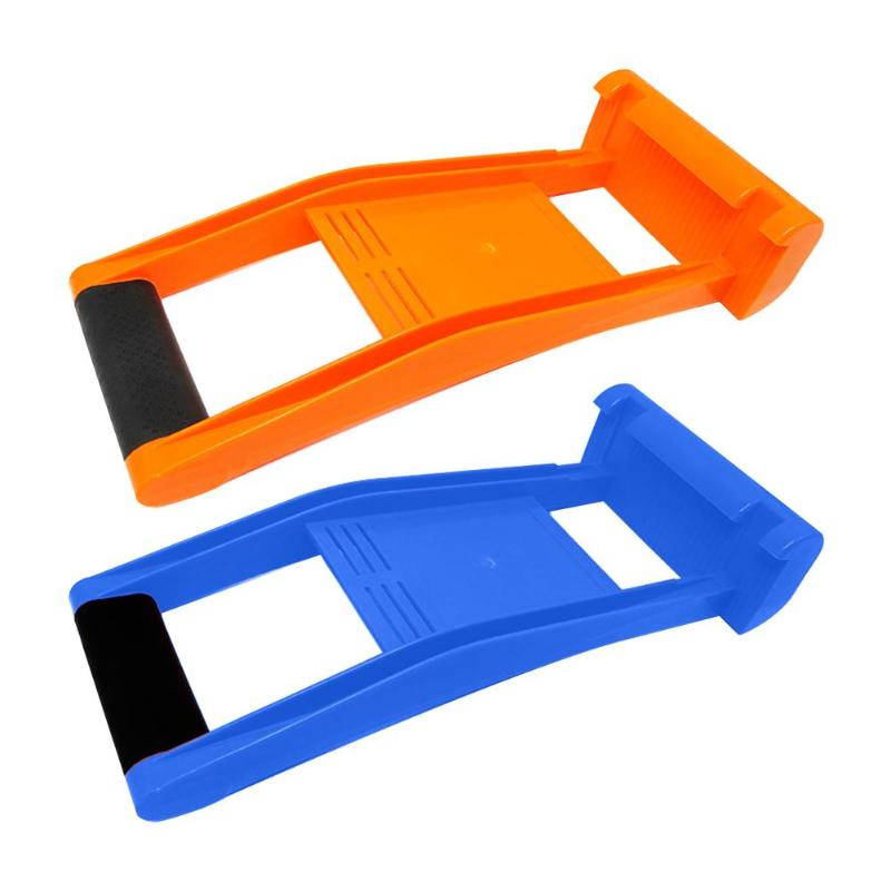 80KG Panel Carrier Floor Handling Gypsum Board Extractor Carry Tile Tools Lifter Plasterboard Panel Carrier Lifting Tool