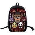 Cinco Noches En Freddy de Mochila Para Adolescentes Niñas Mochilas Los Niños Mochilas Escolares de Cinco Noches En Freddys Chica bolsa