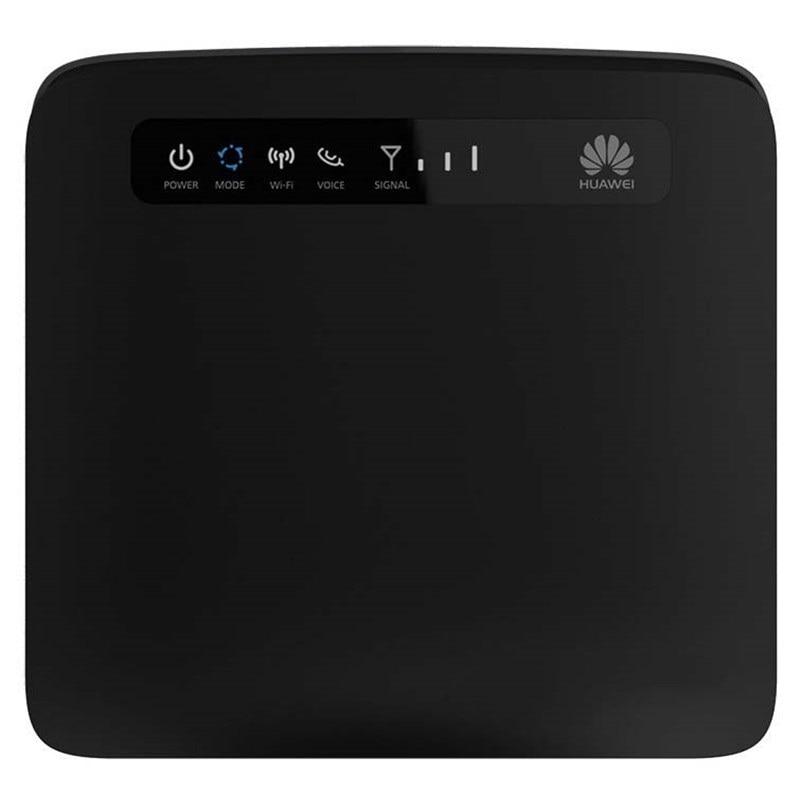Huawei E5186 E5186s-22a 4G LTE Sans Fil Routeur 4G Wifi Dongle Cat6 FDD TDD Mobile Hotspot Cpe Routeur Cat6 300 Mbps Vitesse