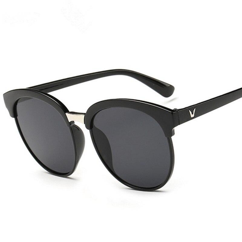 unisex vintage new v sunglasses brand design retro