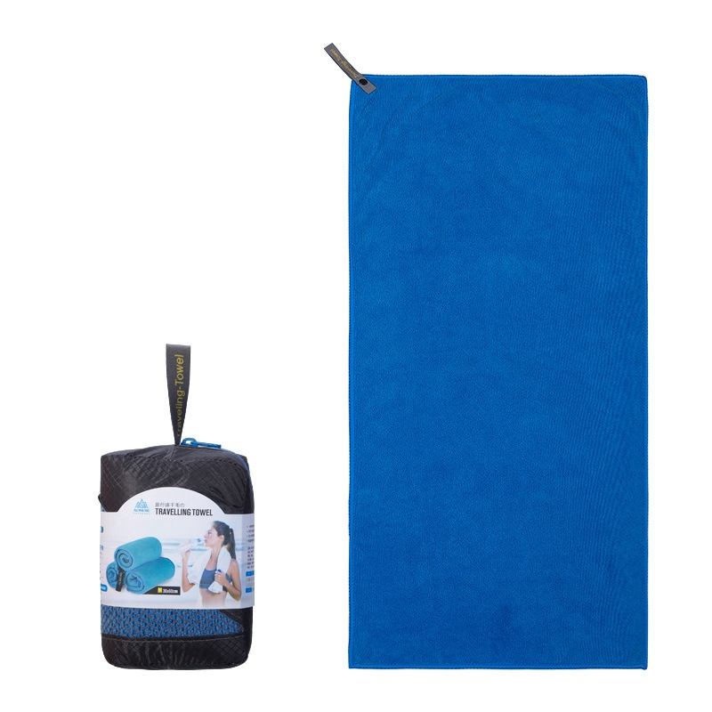 NatureHike Travel Sport Camping Microfiber Antibacterial Quick Drying Face Towel