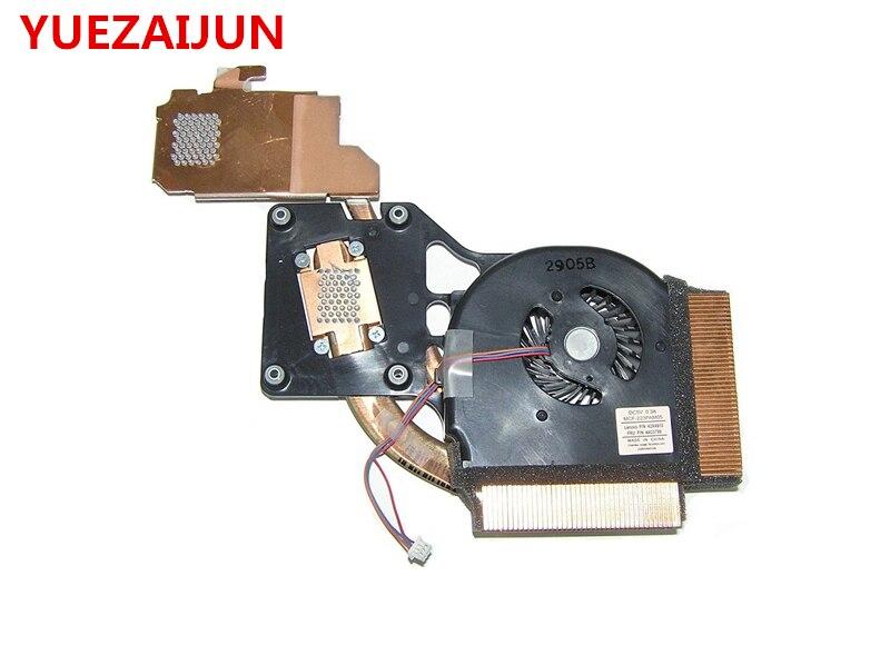 New for IBM Lenovo ThinkPad R500 CPU cooling Heatsink fan 44C0799 42X4910