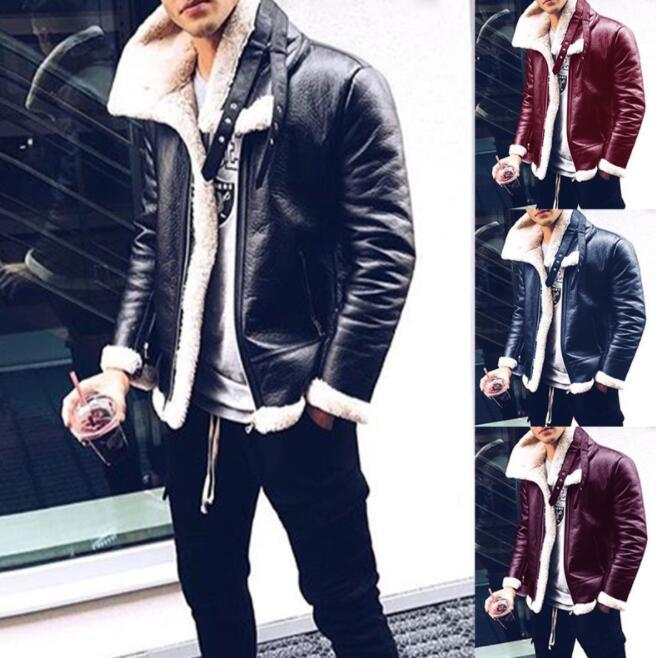 Mode hommes vestes manteau col montant manteaux veste hommes vêtements d'extérieur
