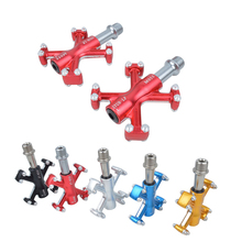 Bicycle Bearings SYUN-LP M055 Pedal Ultra-light Mountain Road Ferry Folding Footwork Pedals