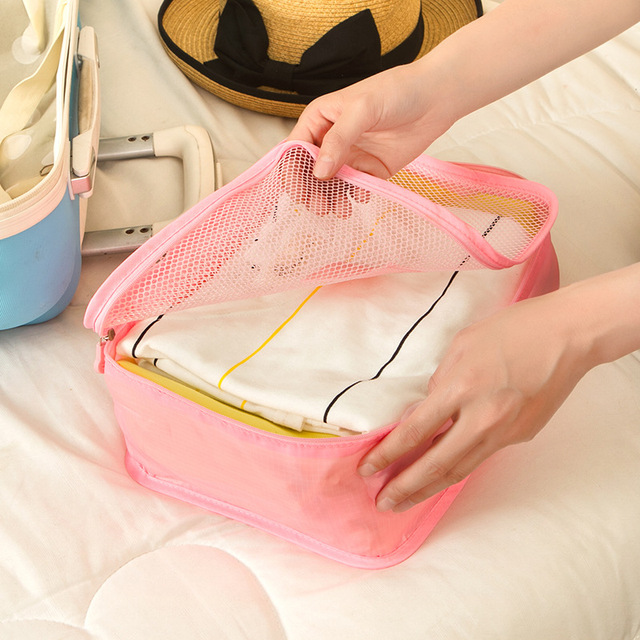 6 Pieces Set Waterproof Organize Bags