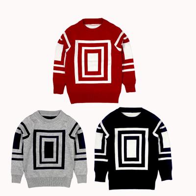 Nova menina e menino blusas pullover crianças camisola para meninas das crianças meninos roupas de inverno terno vermelho frete grátis