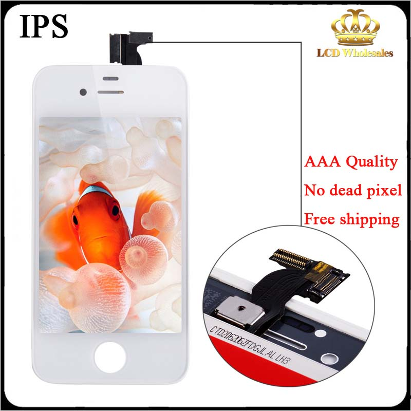 AAA Quality Original LCD for iphone 4s lcd font b Screen b font for Iphone 5
