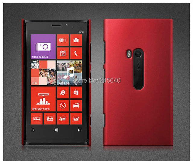 10pcs/lot Matte Hard Cover Case for Nokia Lumia 920, Plastic Skidproof Case for Nokia Lumia 920, NOK-002