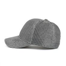 Womens Stylish Jacquard Baseball Cap