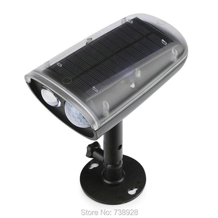High Quality sensor solar light