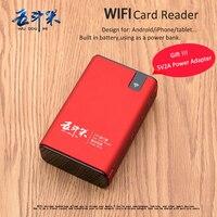 Drahtlose Kartenleser USB Hub RJ45 Port 3G Hotspot WiFi Router External Power Bank 6000 MAH für Jedes Smartphone Tablet PC Laptop