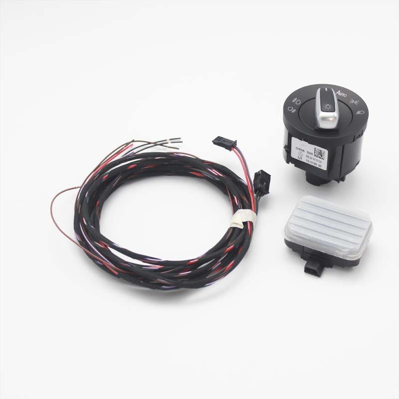 Car Auto Headlight Switch Rain Sensor Wire  Cable  Harness