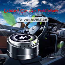 New Car Air Freshener Styling Auto Outlet Perfume Dashboard Fragrance Scent Diffuser solid perfume