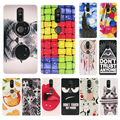 Cool TPU Cover For Lenovo Phab2 Plus Case Soft Silicone Cover Coloured Pattern Back Phone Cases for Lenovo Phab 2 Plus Funda