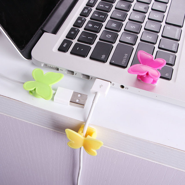 2pcs Electrical Equipment Wiring Accessories Supplier 948 Butterfly Cable  Clips Product Description Electrical Equipment Wiri