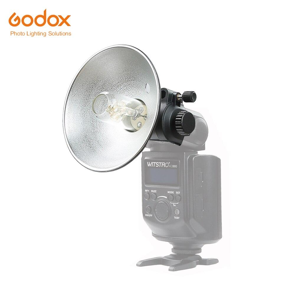 Godox AD-S6 Umbrella Type Reflector for Godox AD200 AD360II AD360 AD180 Flash Speedlite Photography Reflector