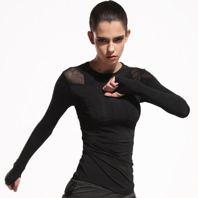 Women's Elastic Sports T-Shirt
