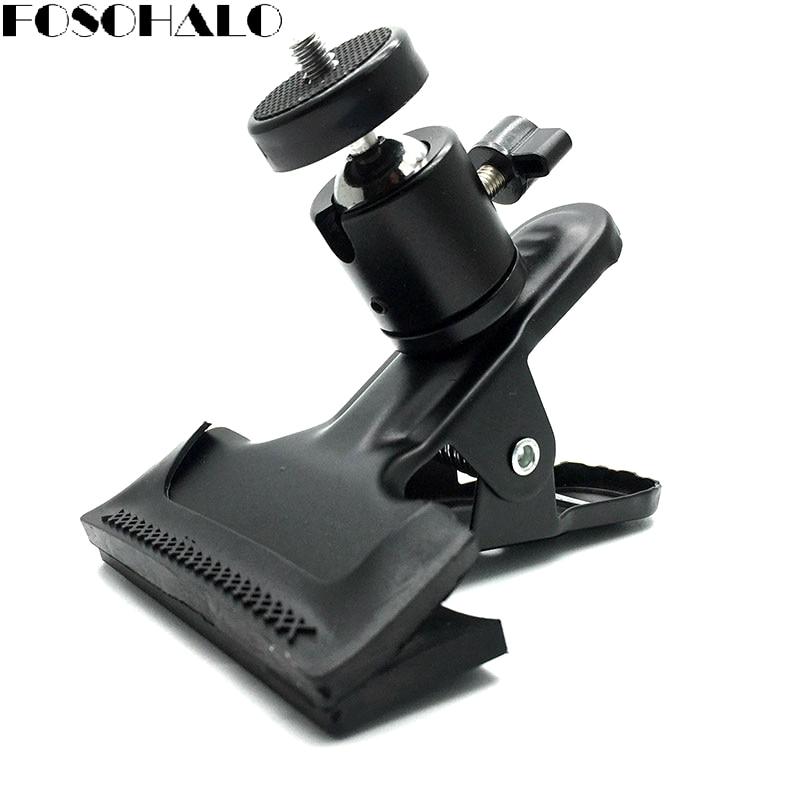 FOSOHALO Photography Mbajtës i kapëses me shumë funksione Metalike - Kamera dhe foto - Foto 2