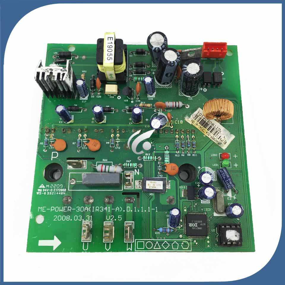 good working for air conditioning ME-POWER-30A (IR341-A) module driver board