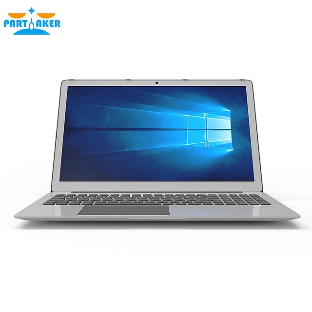 Partaker L3 i5 8250U i7 8550U Quad Core 15.6 inch Laptop Computer UltraSlim Laptop with Bluetooth WiFi Backlit Keyboard