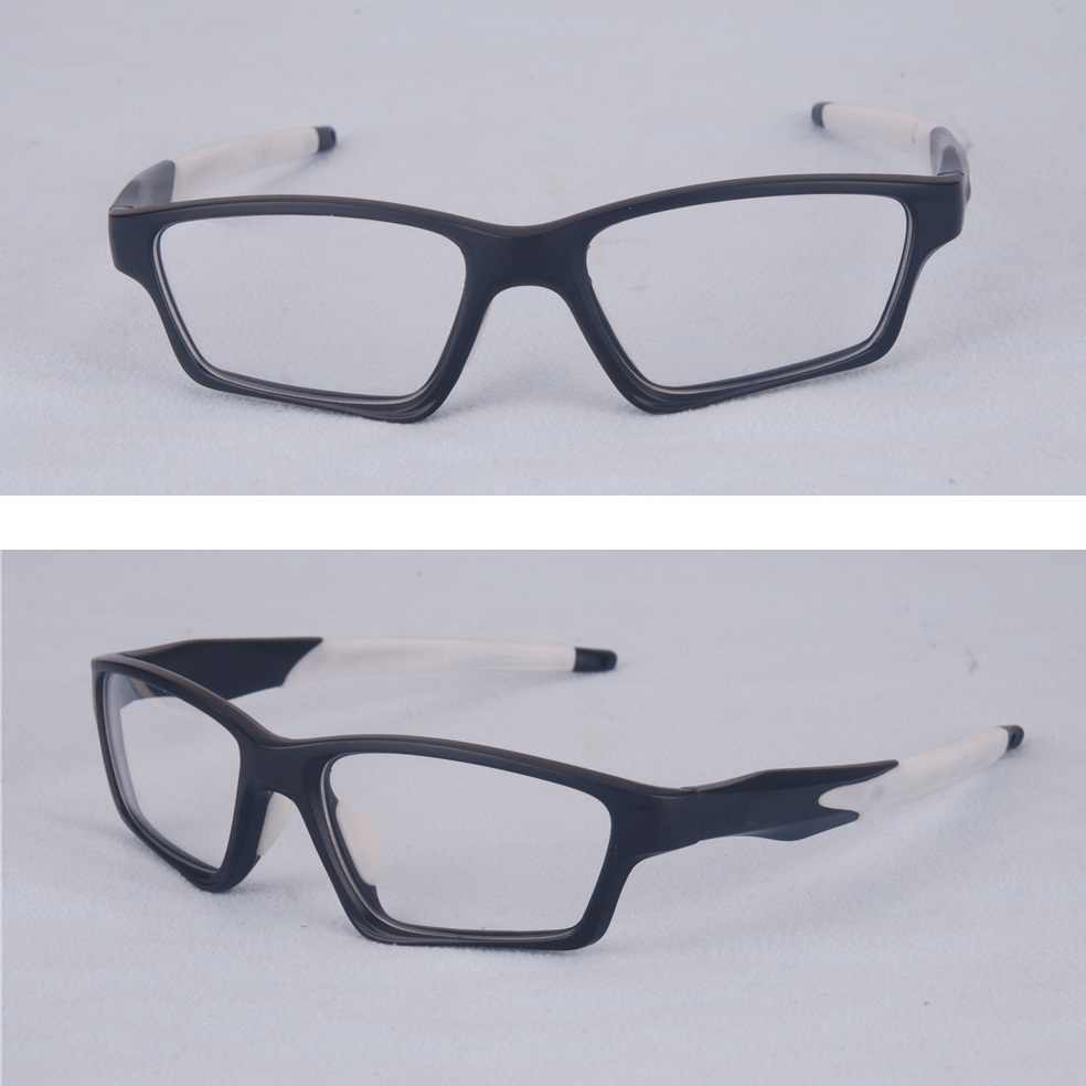 Cubojue TR90 Sports Glasses Frame Men Women Brand Eyeglasses Man Driving Running Prescription Spectacles Optic Black Ultra-light