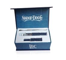 Snoop doggเริ่มต้นcigอีสมุนไพรvaporizerชุดปากกาชุดgบุหรี่อิเล็กทรอนิกส์snoop doggแห้งสมุนไพรvaporizerท่อสูบบุหรี่ไอf