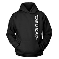 Hockey Kapuzenpullover Hoodies Sweatshirt