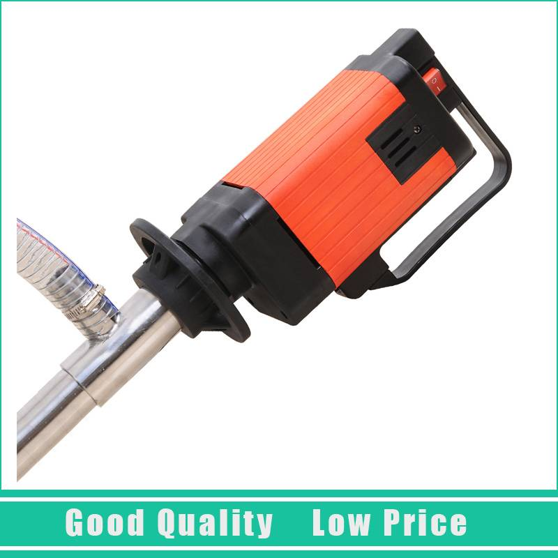 20-180L/min 220V/50HZ Vertical Glue Pump Electric Screw Pump Food Grade Honey/Jam/Salad Oil Pump
