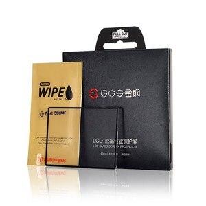 Image 2 - GGS 4. Generacji dla Nikon D500 adsorpcja elektrostatyczna profesjonalna ochrona ekranu LCD