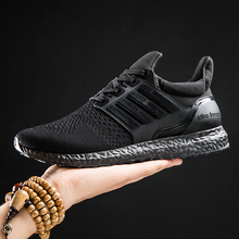 New 2017 men casual shoes basket Flat zapatillas hombre Ultra Lightweight Footwear outdoor trainer fashion casual shoes Boosts